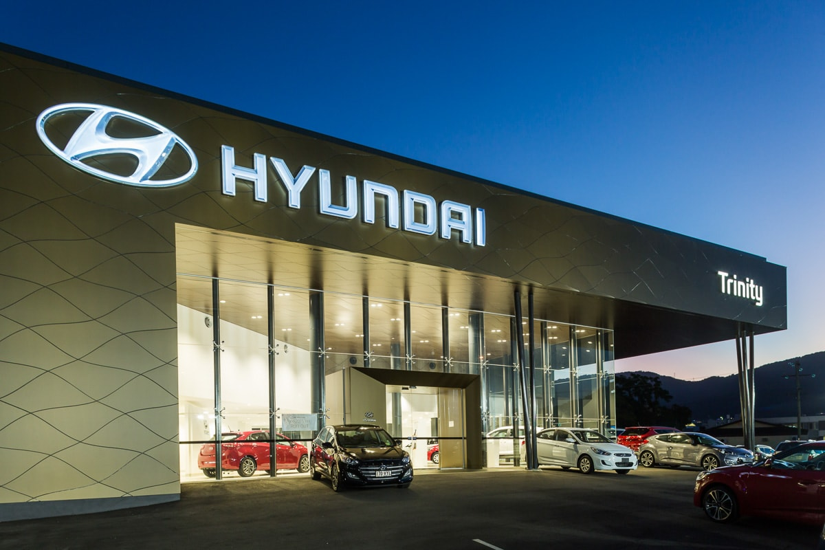 Hyundai Centre Cairns