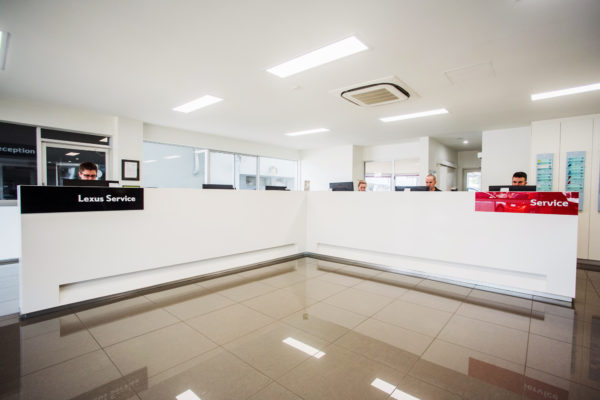 Pacific Toyota Service