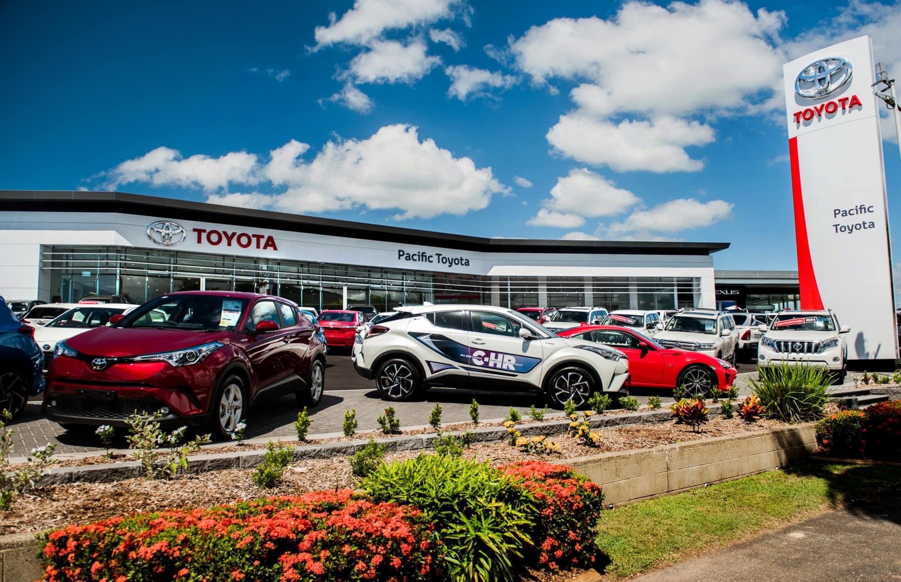 Pacific Toyota & Lexus
