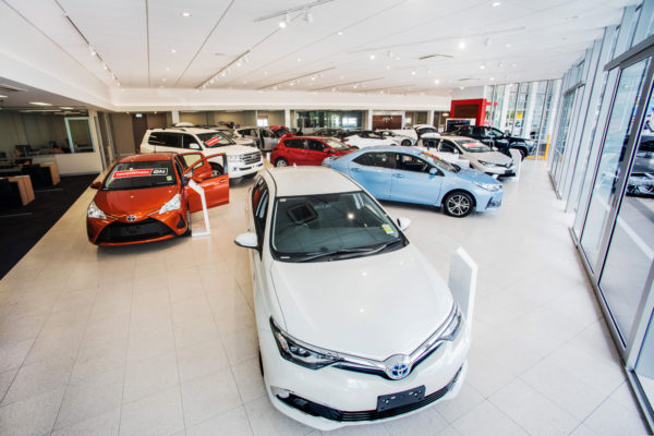 Pacific Toyota Cars